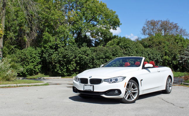 Bmw 428I Convertible >> 2015 Bmw 428i Xdrive Convertible Review Car Reviews