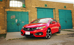 2014 Honda Civic Si Coupe Review