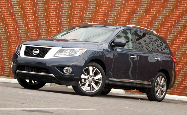 2014 Nissan Pathfinder Hybrid Review Car Reviews