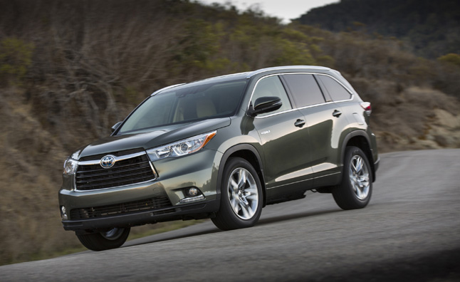 2014 Toyota Highlander Hybrid Review