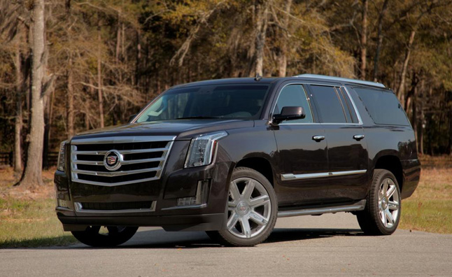 2015 cadillac escalade review car reviews. Black Bedroom Furniture Sets. Home Design Ideas