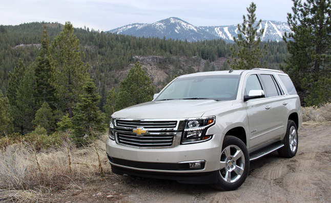 Chevy Tahoe Mpg >> 2015 Chevrolet Tahoe Review Car Reviews