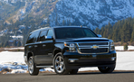 2015 Chevrolet Suburban Review