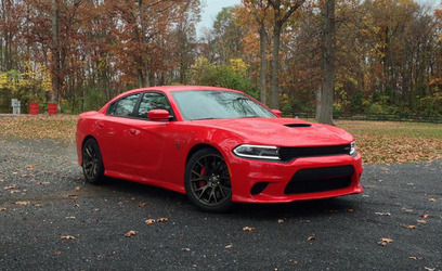 2015 Dodge Charger Hellcat Review