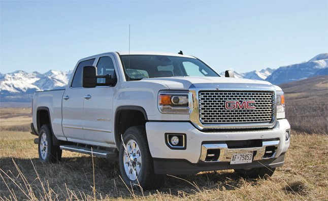 2015 gmc sierra hd review car reviews. Black Bedroom Furniture Sets. Home Design Ideas