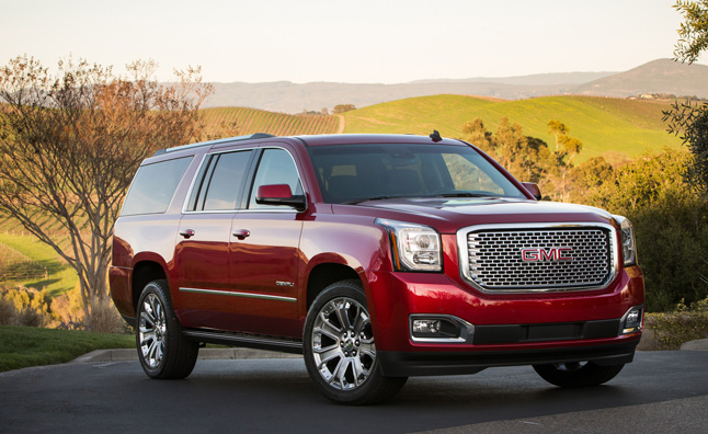 2015 GMC Yukon XL Review