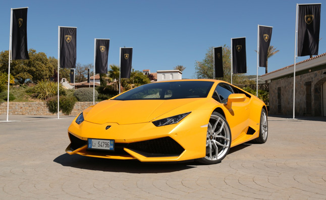 2015 Lamborghini Huracán Review – Video