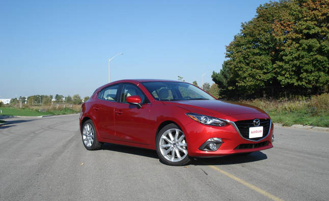 2015 Mazda3 2.5L Manual Review