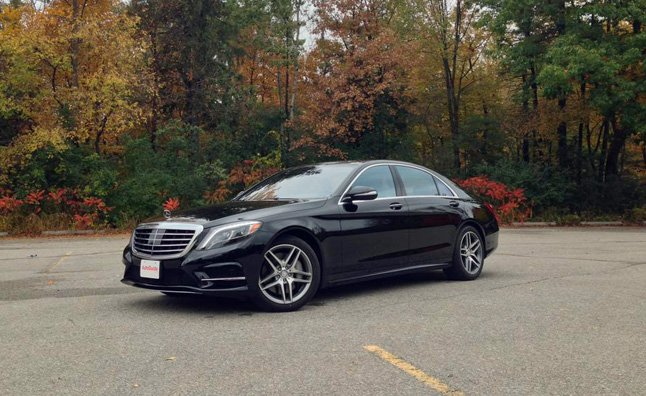 2017 Mercedes Benz S550 4matic Review
