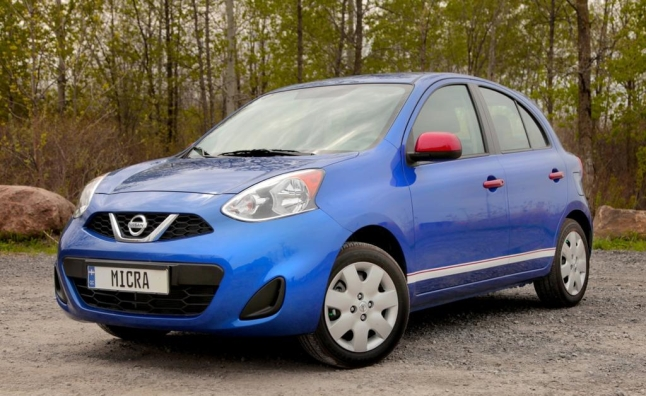 2015 Nissan Micra Review – Video