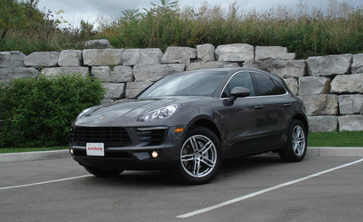 2015 Porsche Macan S Review