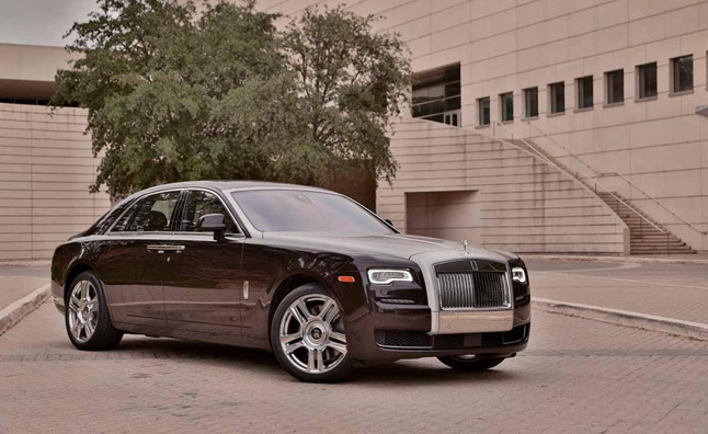 2015 Rolls Royce Ghost Series Ii Review Car Reviews