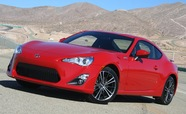 2015 Scion FR-S Review