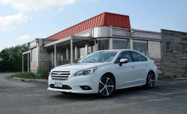 2015 Subaru Legacy Review