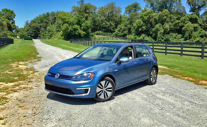 2015 Volkswagen e-Golf Review