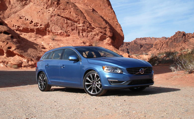 2015 volvo v60 t5 drive e fwd review car reviews. Black Bedroom Furniture Sets. Home Design Ideas