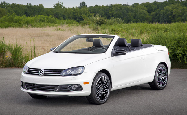 2014 VW Eos Review