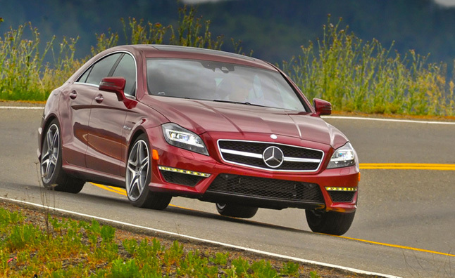 2012 Mercedes CLS63 AMG Review