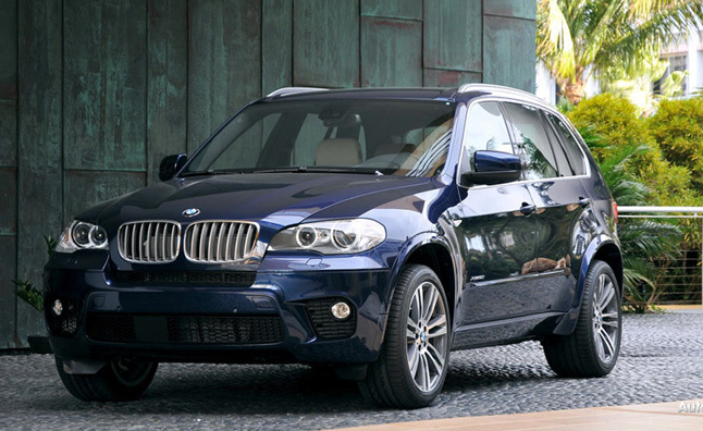 2012 BMW X5 xDrive50i Review