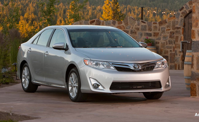 2012 Toyota Camry Review [Video]