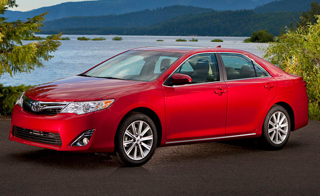 2014 Silver Camry >> 2012 Toyota Camry SE Review: Car Reviews