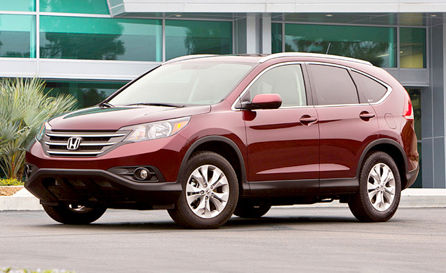 2012 Honda CR V Review Video