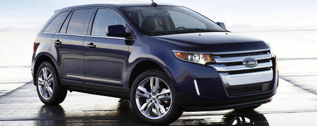 Ford Edge Ecoboost Review First Drive
