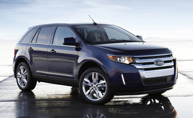 2012 Ford Edge EcoBoost Review: First Drive