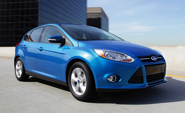 2012 ford focus sel review car reviews. Black Bedroom Furniture Sets. Home Design Ideas