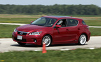 2012 Lexus CT200h Review [Video]