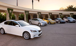 2013 Lexus GS350, GS450h Review