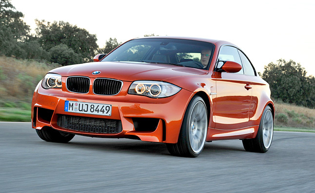 2011 BMW 1 Series M Coupe Review [Video]