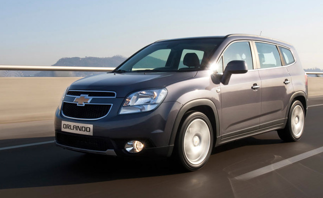 Unique Auto Import >> 2012 Chevrolet Orlando Review: Car Reviews