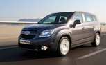 2012 Chevrolet Orlando Review