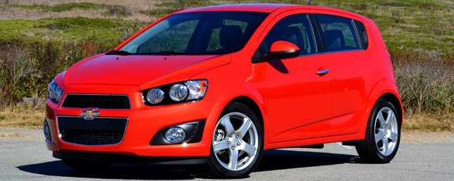 2012 Chevrolet Sonic Review Chevy Sonic Owners Forum