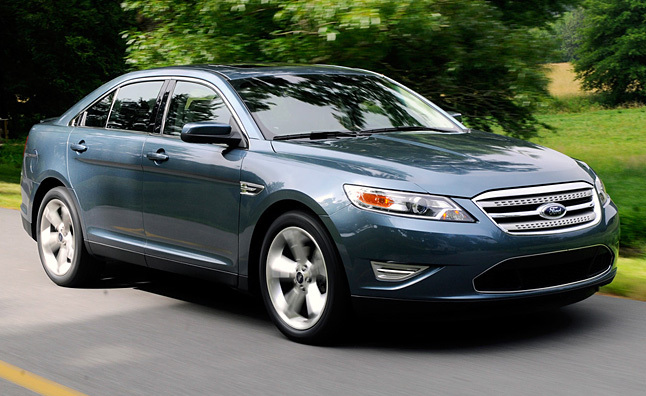 2012 ford taurus sho review car reviews. Black Bedroom Furniture Sets. Home Design Ideas