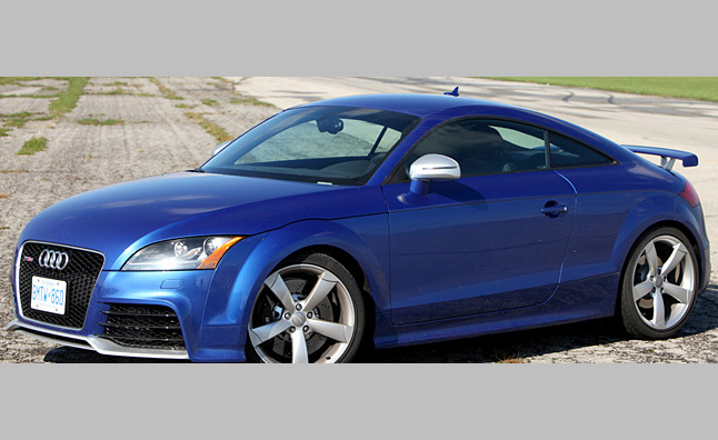 2012 audi tt rs review car reviews. Black Bedroom Furniture Sets. Home Design Ideas
