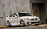 2014 BMW 535d Review