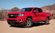 2015 Chevy Colorado Review