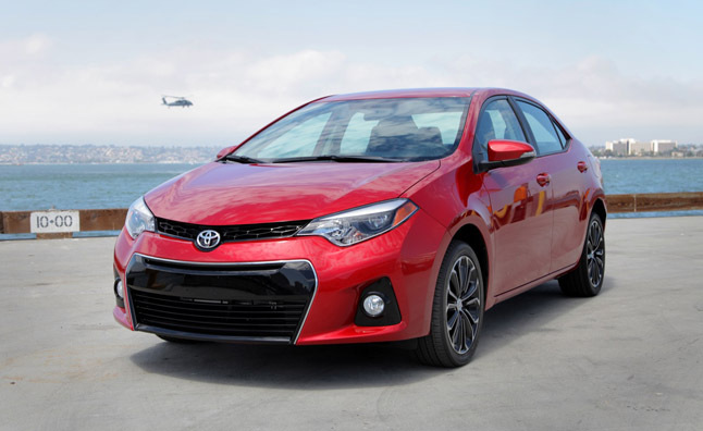 Mike Wood Toyota >> 2014 Toyota Corolla Review: Car Reviews
