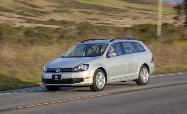 2013 Volkswagen Jetta SportWagen Review: Car Reviews