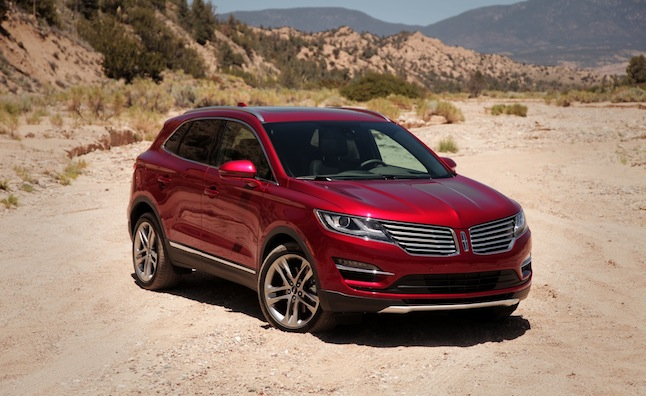 2015 Lincoln MKC Review – Video