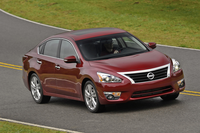Wonderful 2013 Nissan Altima Review