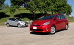 2013 Ford C-Max vs. 2013 Toyota Prius v Comparison Test