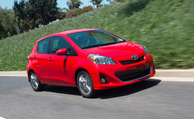 2012 Toyota Yaris SE Review- Video