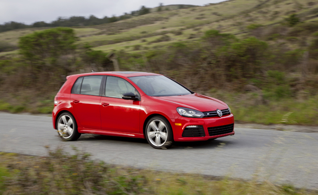 2013 Volkswagen Golf R Review Car Reviews