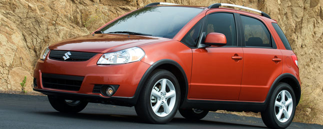 2009 suzuki sx4 crossover technology review car reviews. Black Bedroom Furniture Sets. Home Design Ideas