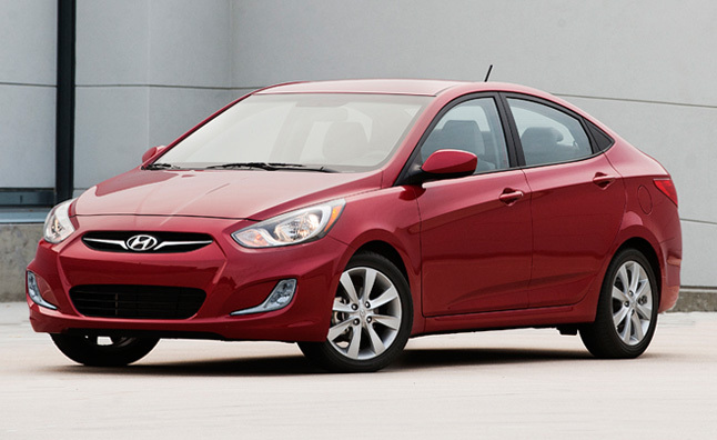 2012 hyundai accent gls review car reviews. Black Bedroom Furniture Sets. Home Design Ideas