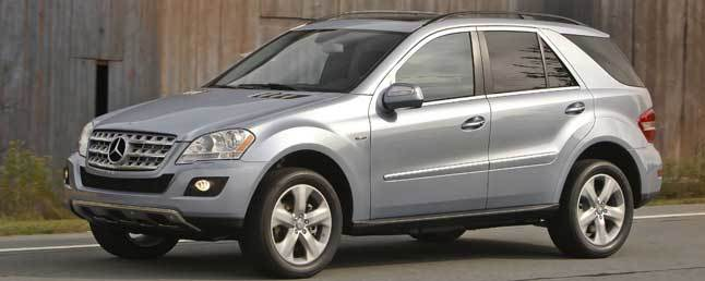 2010 Mercedes Ml350 Bluetec Review