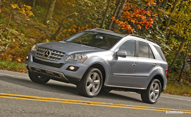 2010 mercedes suv review car reviews for Mercedes benz ml350 bluetec review